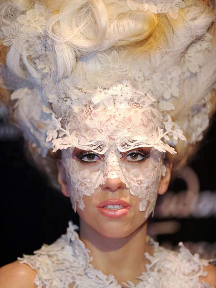 Lady Gaga befindet sich auf dem Höhepunkt ihrer Karriere und nun können alle ihre Fans die Wachs-Fuguren rund um den Globus bewundern.,