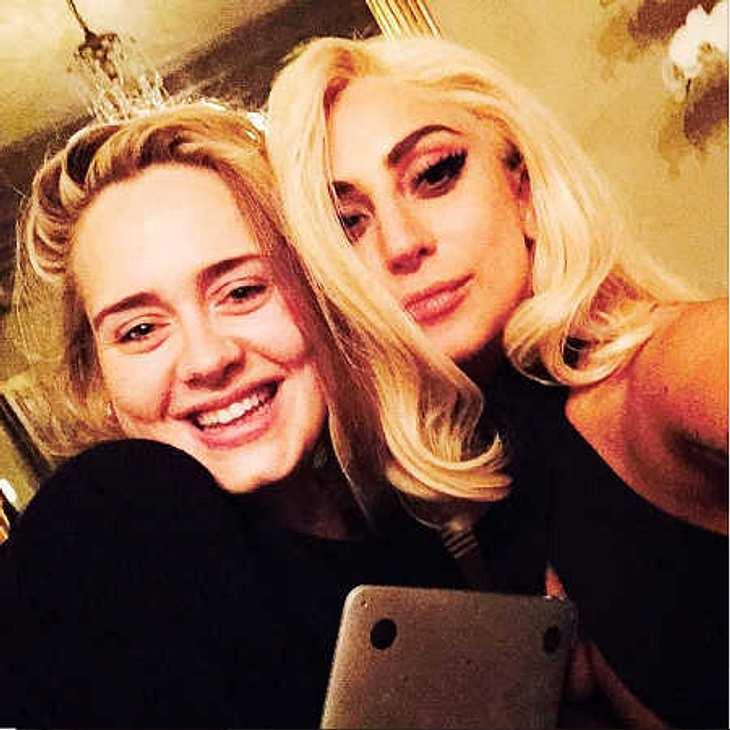 Lady Gaga & Adele: Gibt es bald einen gemeinsamen Song?