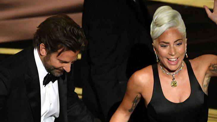 Wohnen Lady Gaga und Bradley Cooper zusammen?