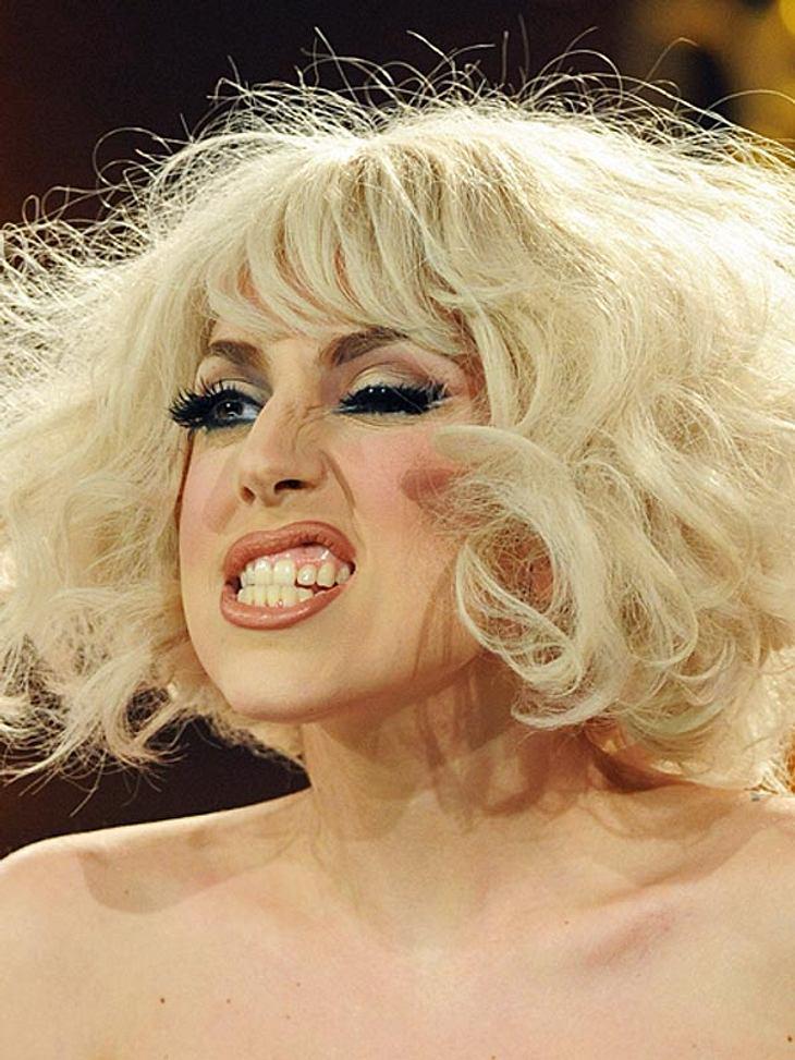 Lady Gaga holt zum Gegenschlag aus
