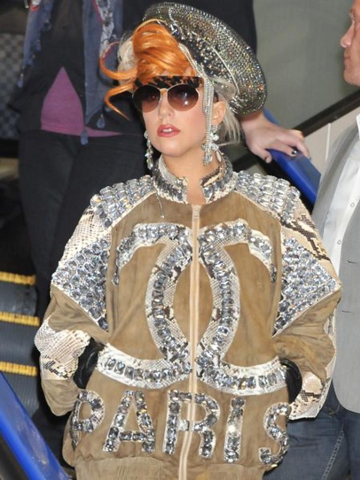 """Lady Gaga: Ihre LügenweltLüge 4 - """"Ich habe es ohne die Hilfe meiner Eltern geschafft und mir alles selber erarbeitet."""""""