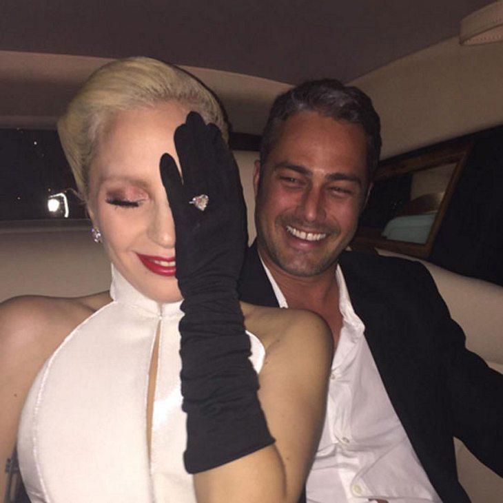 Haben Lady Gaga und Taylor Kinney heimlich geheiratet?