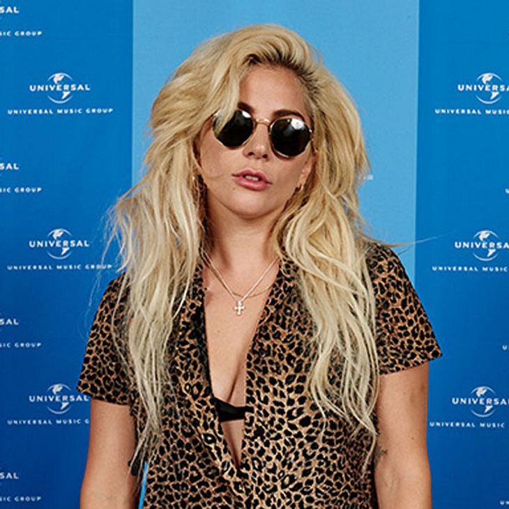 Lady Gaga stellt Perfect Illusion vor