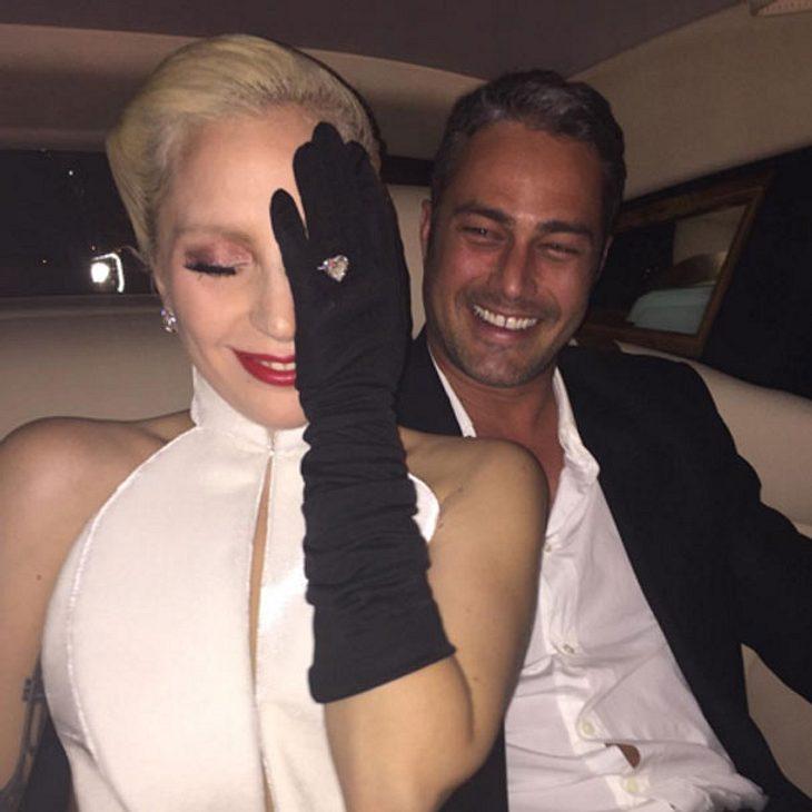 Lady Gaga macht ihrem Taylor eine romantische Liebeserklärung
