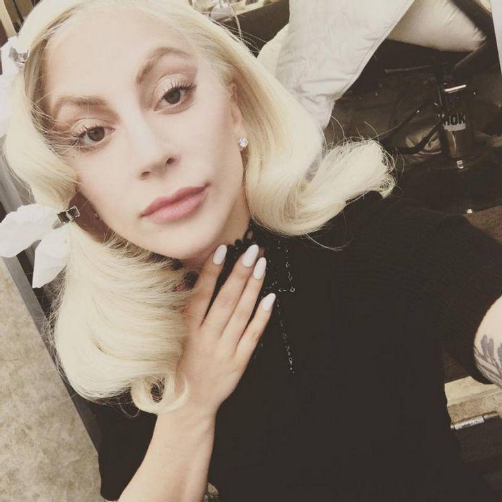 Lady Gaga machte sich lange Vorwürfe