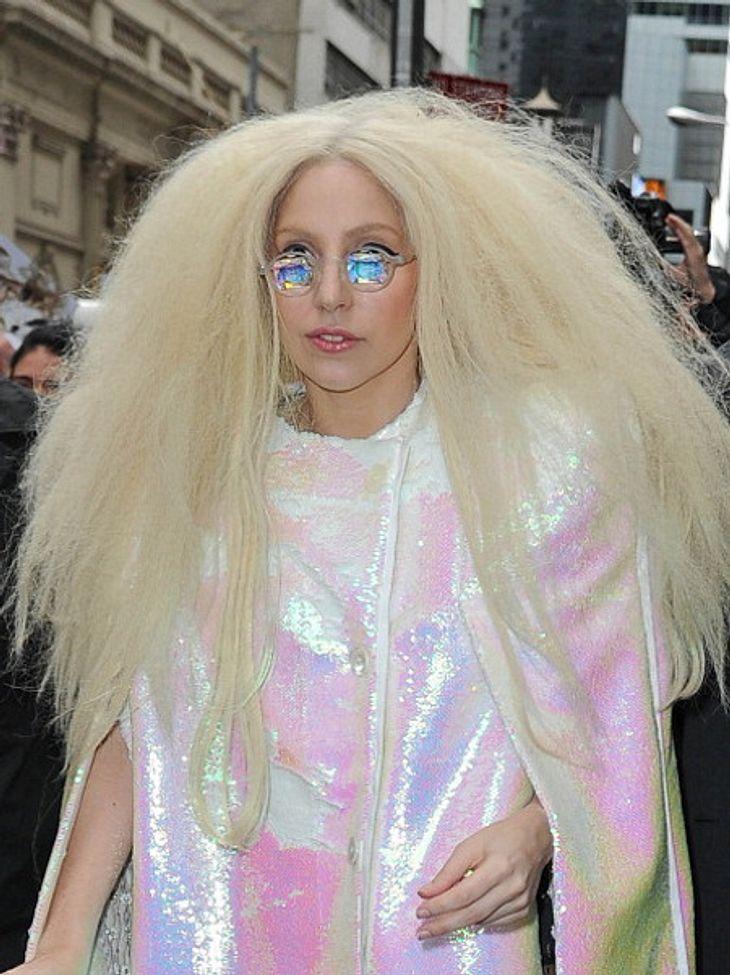 Lady Gaga: Hatte sie Selbstmord-Gedanken?