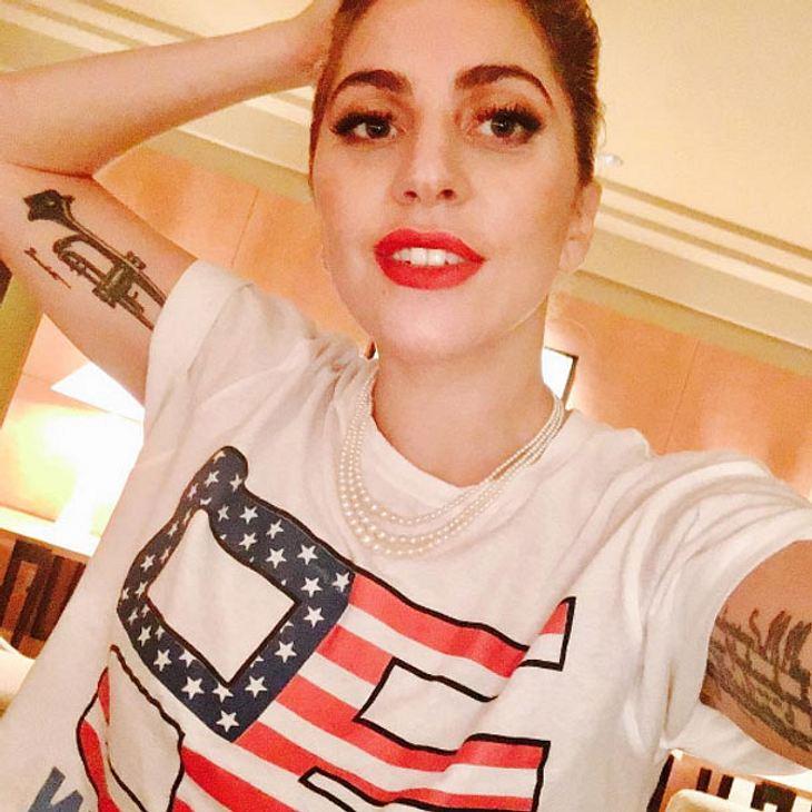 Lady Gaga hat Nachwuchs bekommen