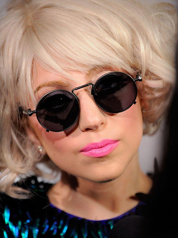 Lady GaGa bangt im Krankenhaus um das Herz ihres Vaters