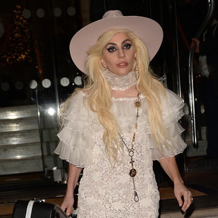 Lady Gaga leidet unter einer posttraumatischen Belastungsstörung