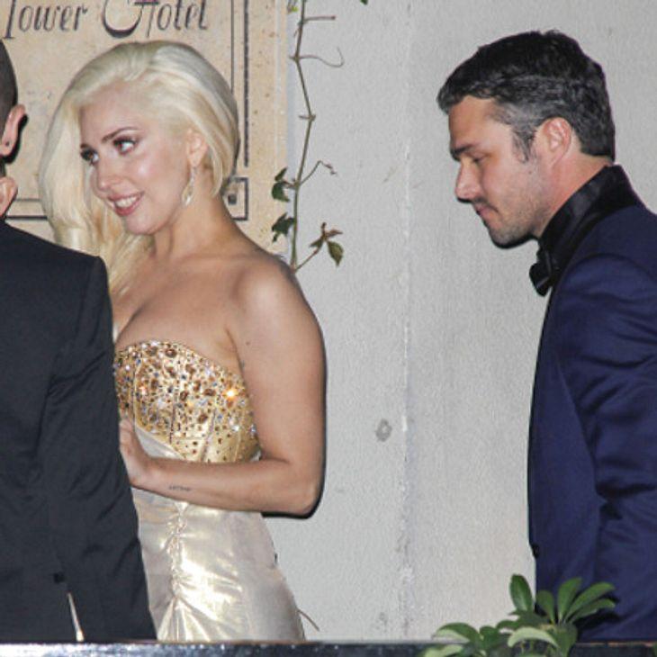 Bald vielleicht schon verheiratet: Lady Gaga und Taylor Kinney