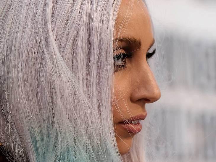 Aus Scham ihrem Vater gegenüber hörte Lady Gaga mit den Drogen auf.