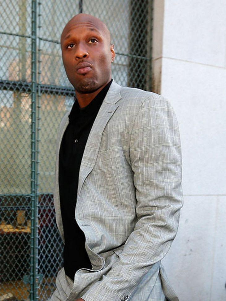 Lamar Odom hat jeglichen Bezug zur Reallität verloren - und leidet unter extremer Paranoia