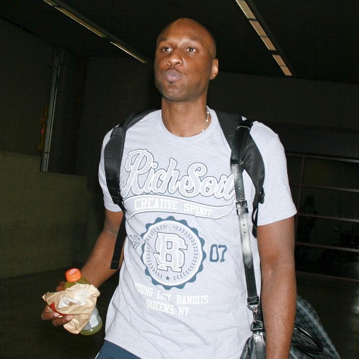 Lamar Odom hat seine Drogenüberdosis überlebt