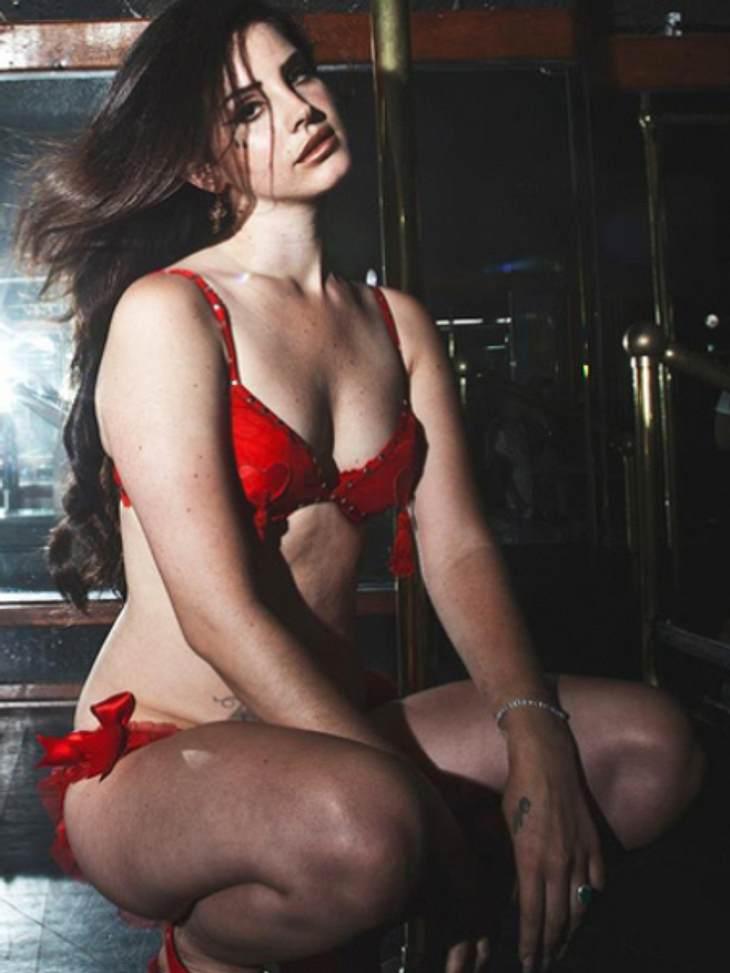 Lana sieht auch ohne Fotobearbeitung toll aus.