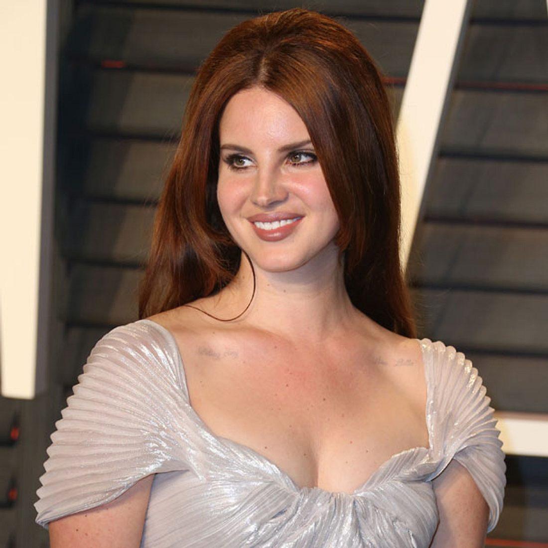Lana Del Rey ist jetzt blond