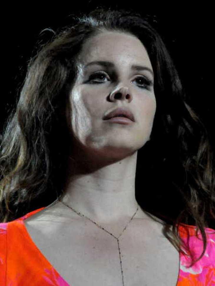 "Lana Del Rey: ""Ich wünschte, ich wäre tot!"""