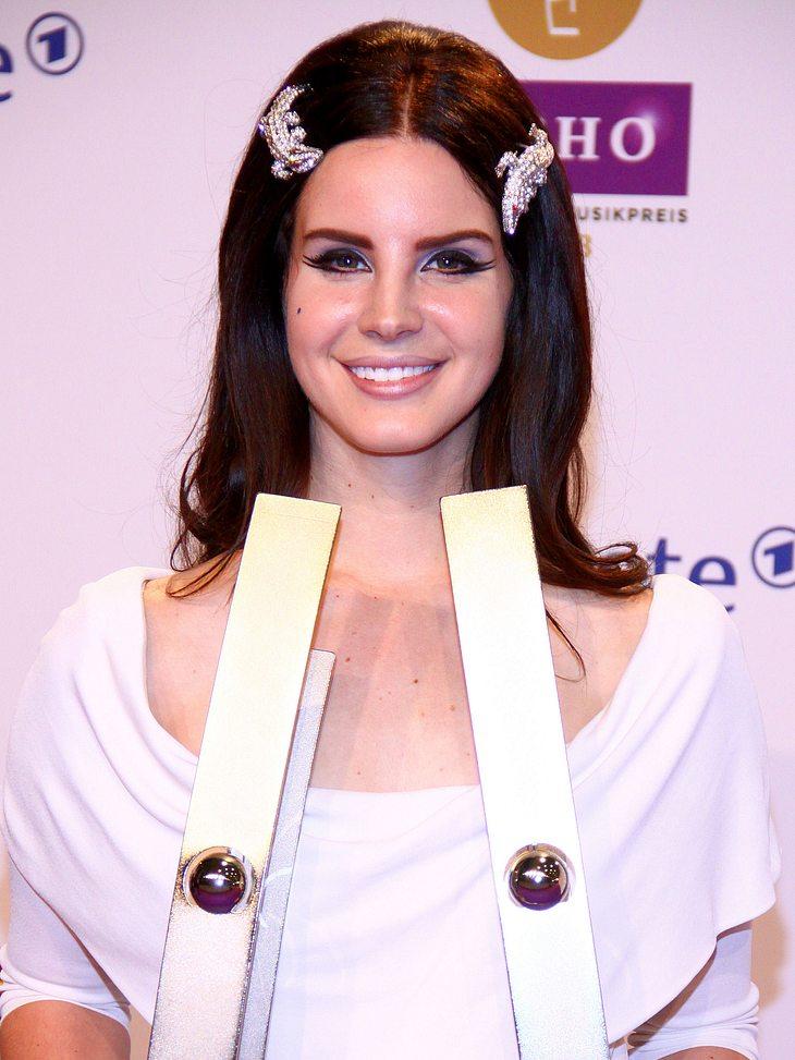 """Lana del Rey mit ihren beiden """"Echos"""""""