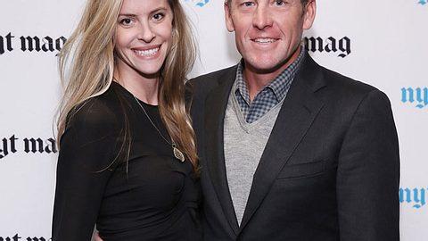 Lance Armstrong und Anna Hansen sind verlobt - Foto: getty
