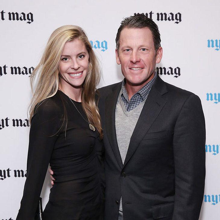 Lance Armstrong und Anna Hansen sind verlobt