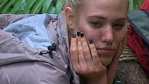 Über Larissa Marolt wurde im Dschungel viel gelästert - Foto: RTL