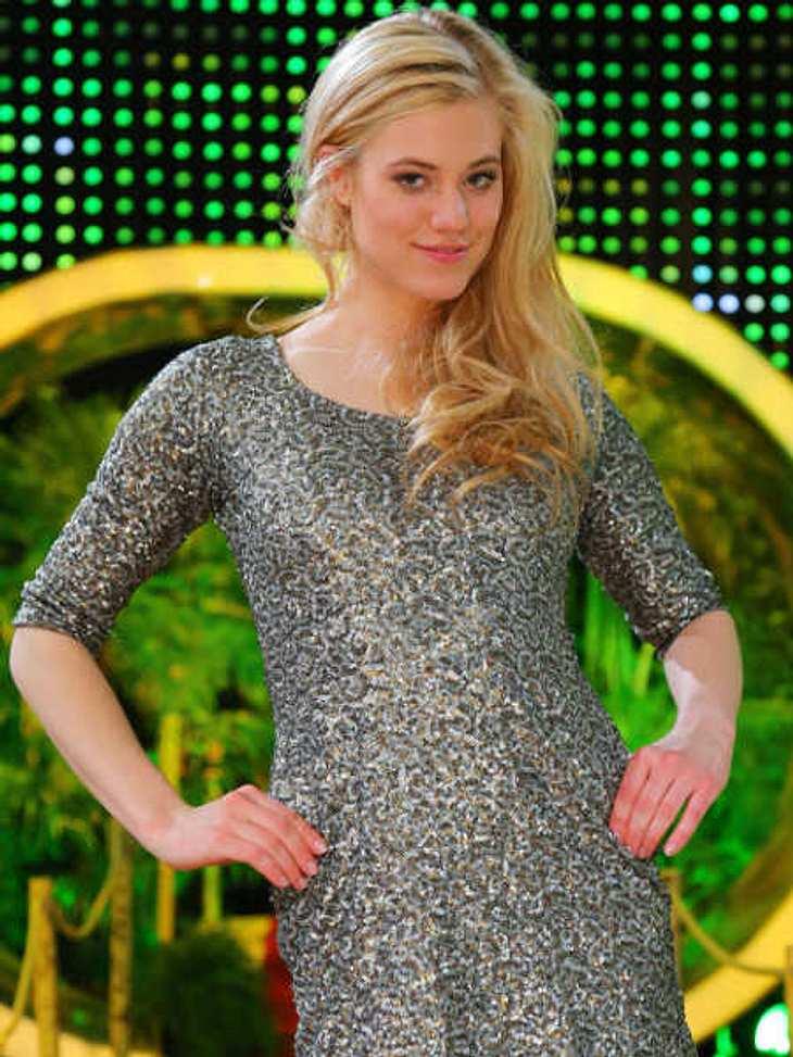 Let's Dance 2014: Scheitert Larissa in der ersten Runde?