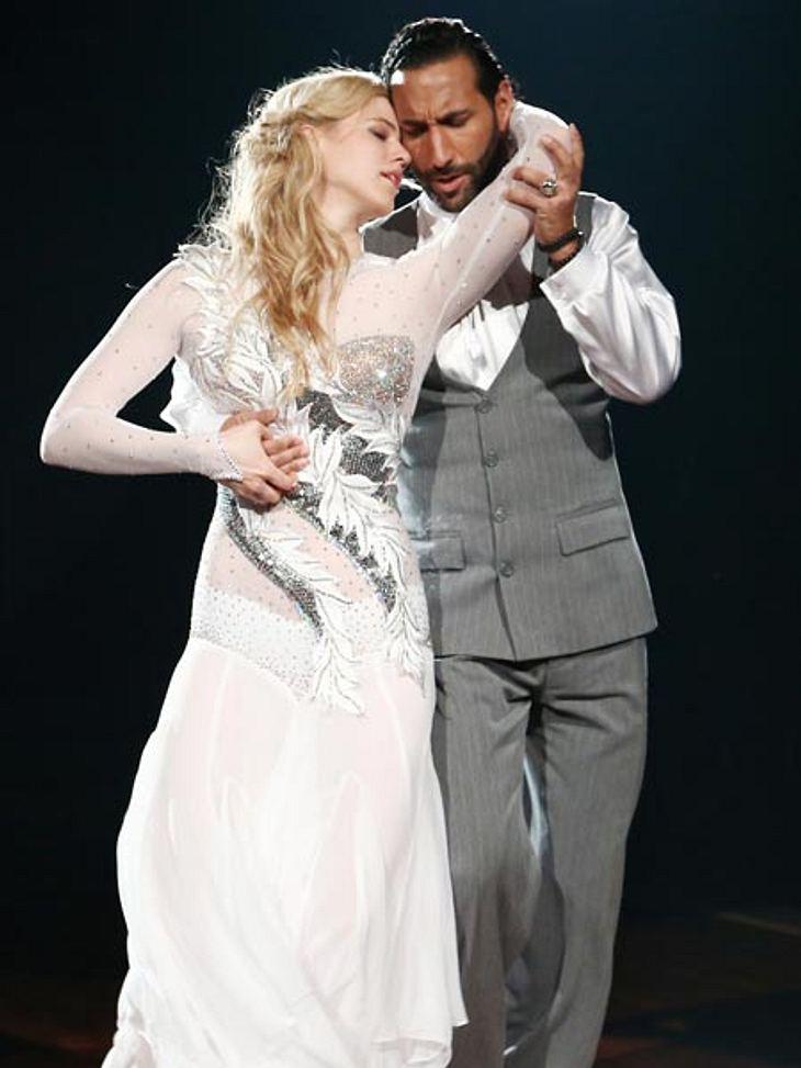 "Larissa Marolt musste ""Let's Dance"" verlassen."
