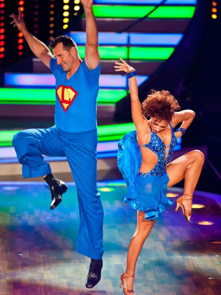 """""""Let's Dance"""" 2012 - Die Highlights(Super)-Lars Riedel durfte in der Final-Show noch mal in seinem Lieblings-Tanz-Outfit auf die Bühne."""