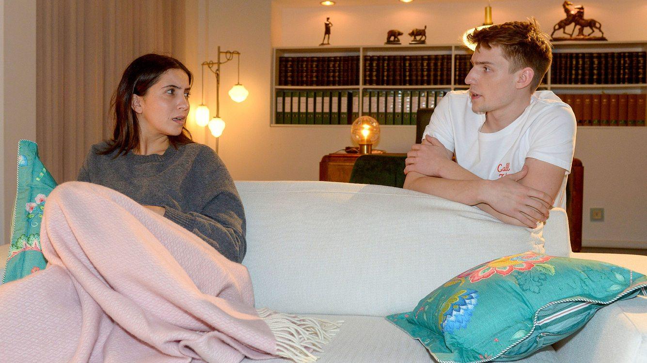 Laura und Moritz