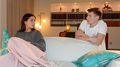 Laura und Moritz - Foto: TVNOW