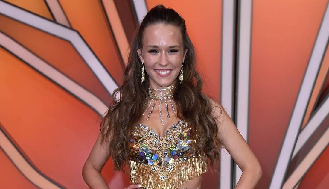 Laura Müller halb nackt Lets Dance