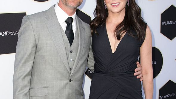 Gilmore Girl Lauren Graham: Verlobung mit Peter Krause? - Foto: WENN
