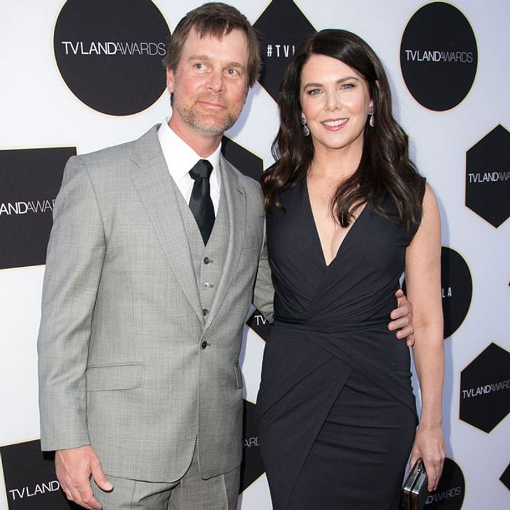 """Gilmore Girl"" Lauren Graham: Verlobung mit Peter Krause?"