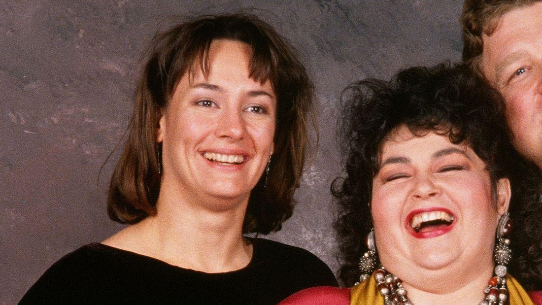In Roseanne spielte Laurie Metcalf die neurotische Schwester Jackie