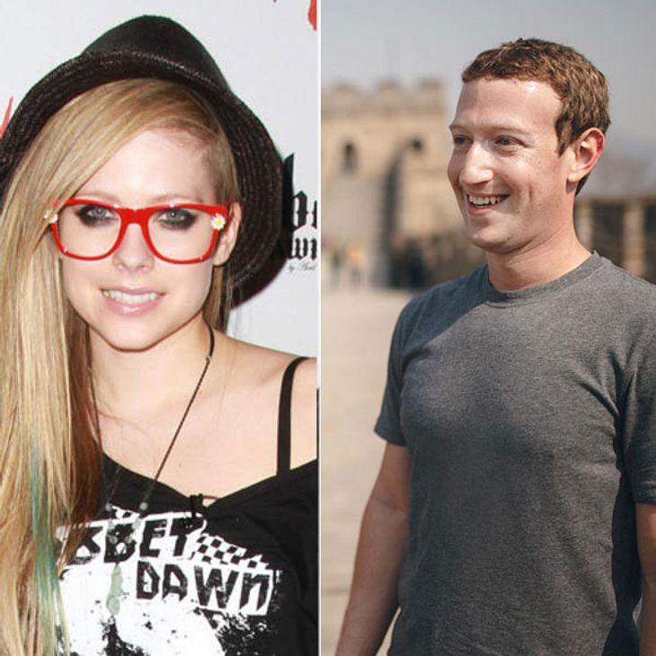 Avril Lavigne vs. Mark Zuckerberg