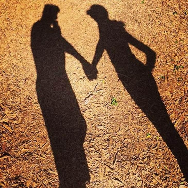 Lea Michele postete das erste Pärchenfoto