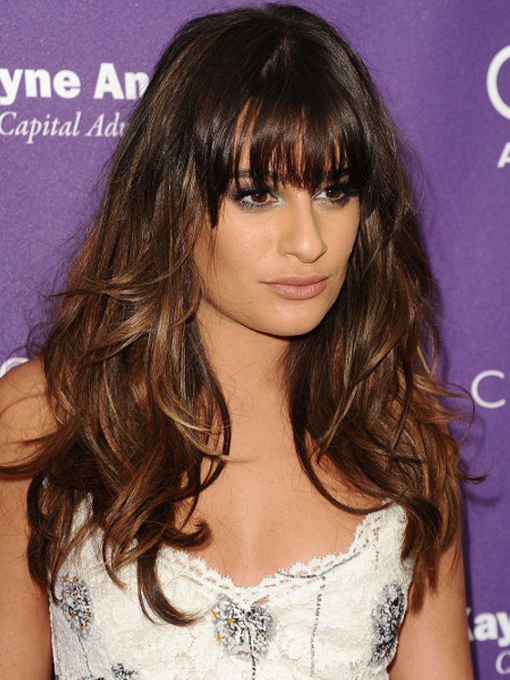 """Wird Lea Michele """"Glee"""" weiter treu bleiben?"""