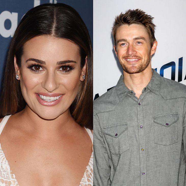 Neue Liebe: Lea Michele und Robert Buckley