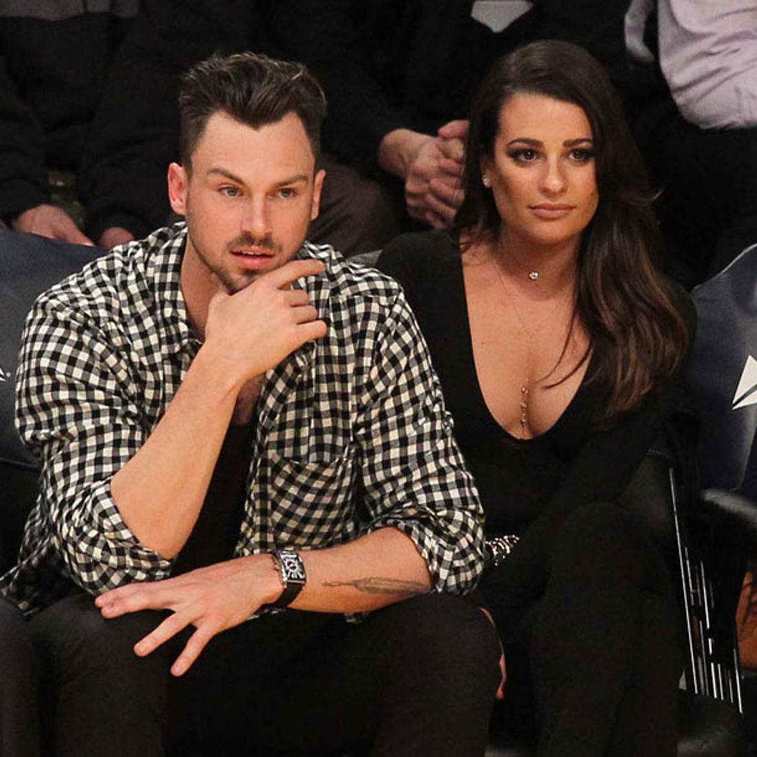 Lea Michele und Matthew Paetz haben sich getrennt
