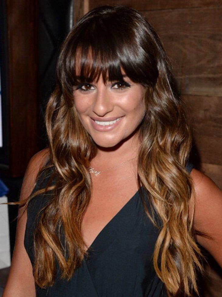 Lea Michele nimmt einen Song für Cory Monteith auf