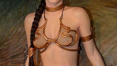 Ein Haufen Kohle für Leias Bikini