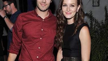 Süßes Paar: Adam Brody und Leighton Meester. - Foto: Getty Images