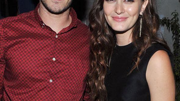 Süßes Paar: Adam Brody und Leighton Meester haben geheiratet. - Foto: Getty Images