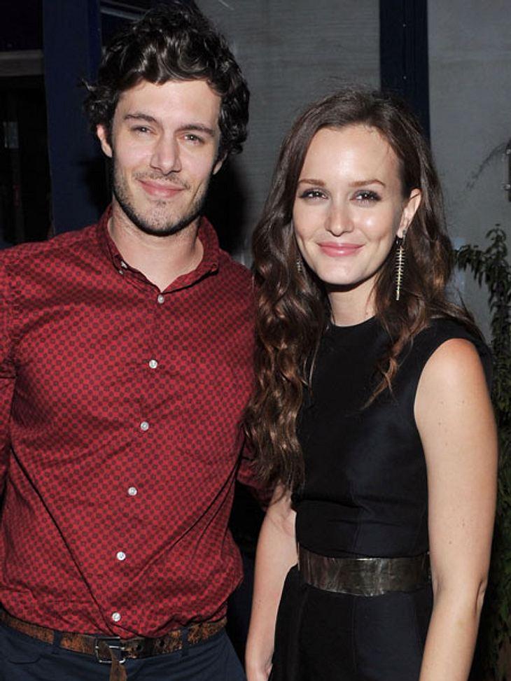 Süßes Paar: Adam Brody und Leighton Meester wollen heiraten.