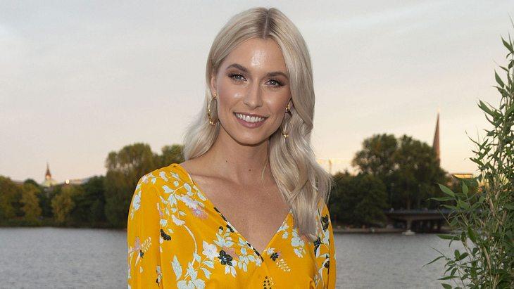 Lena Gercke: Schön und schlank wie das Topmodel