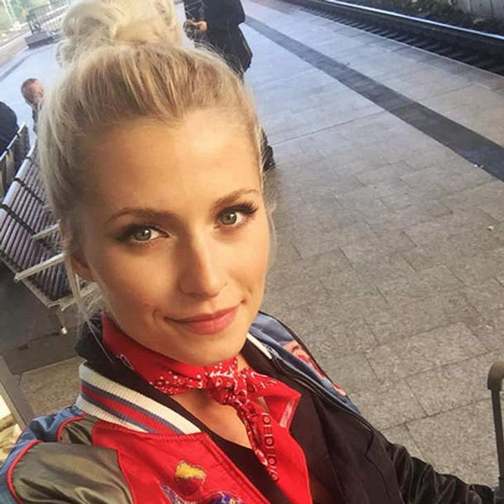 Lena Gercke Deutschland tanzt Moderatorin
