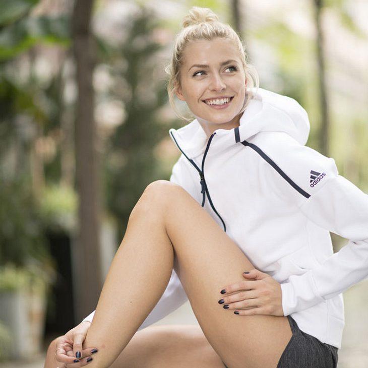 Lena Gercke: Sie verrät ihr Fitness-Geheimnis!