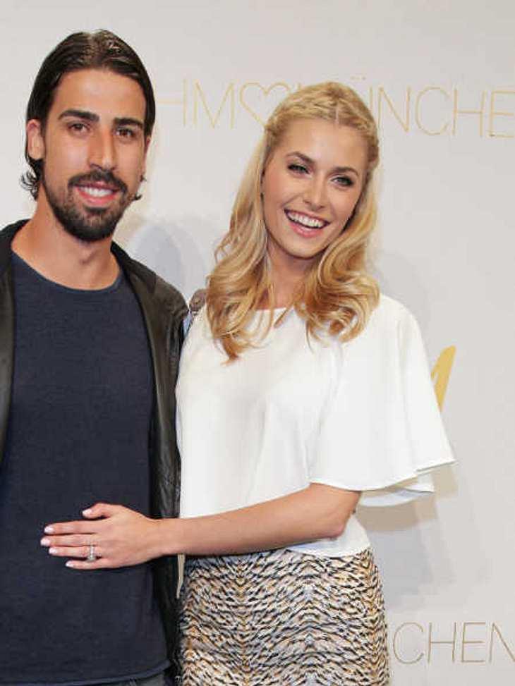Lena Gercke und Sami Khedira wollen heimlich heiraten