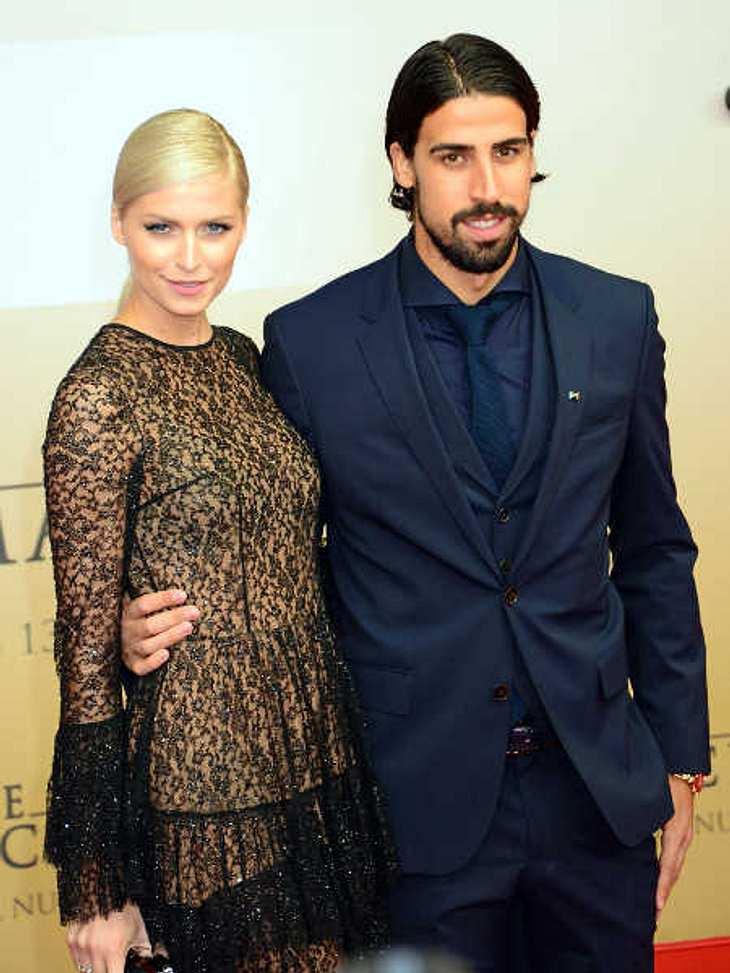 Ziehen Lena Gercke und Sami Khedira nach Italien?