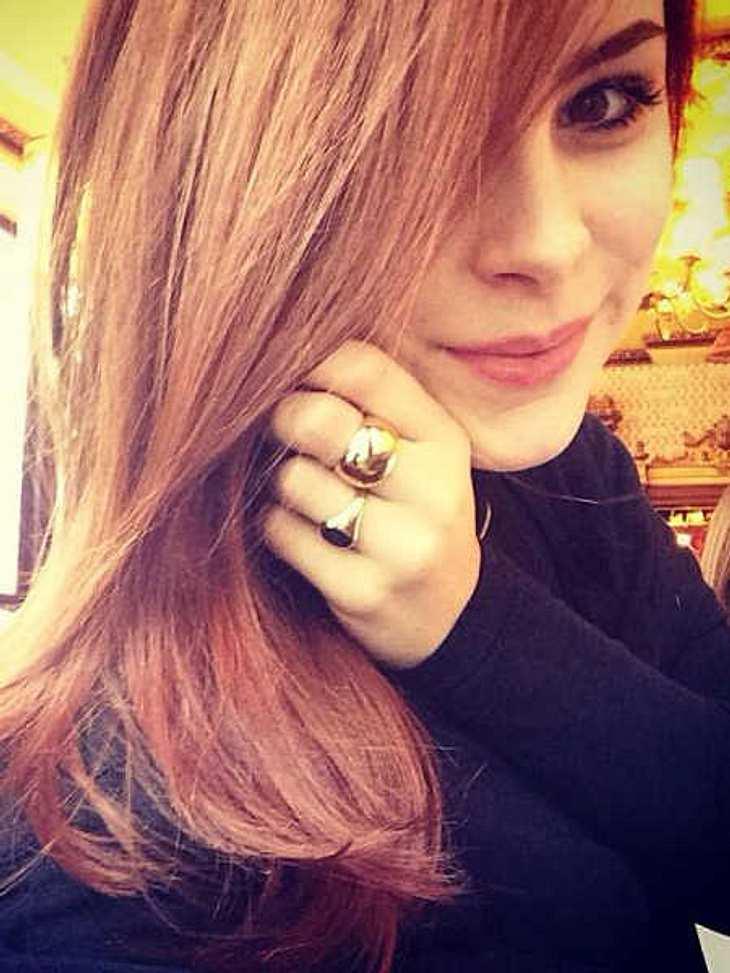 Lena Meyer-Landrut hat jetzt rote Haare!