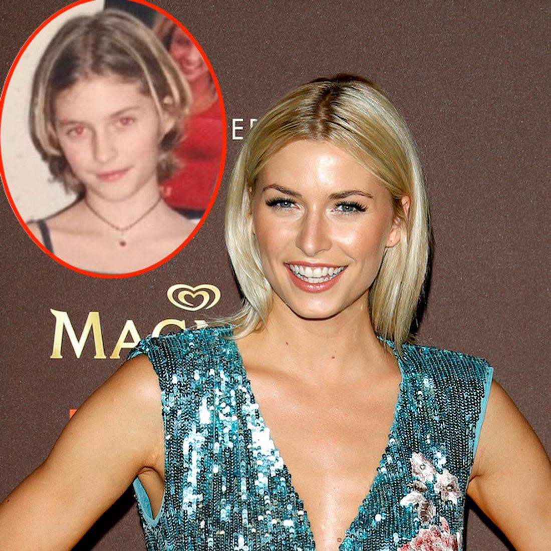 Lena Gercke: So süß sah sie in ihrer Jugend aus